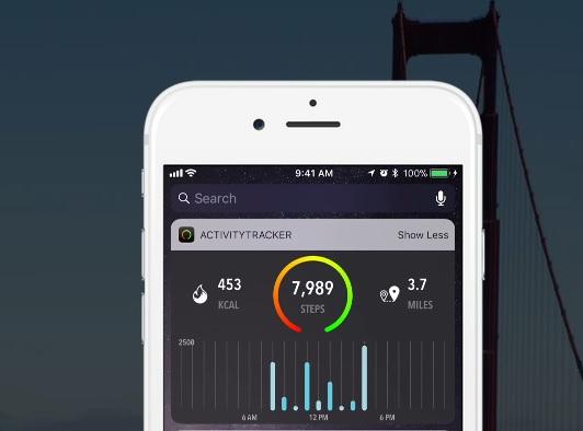 ActivityTracker – aplicaţie pedometru ce te ajută să îţi urmăreşti activitatea fizică fără a afecta bateria telefonului