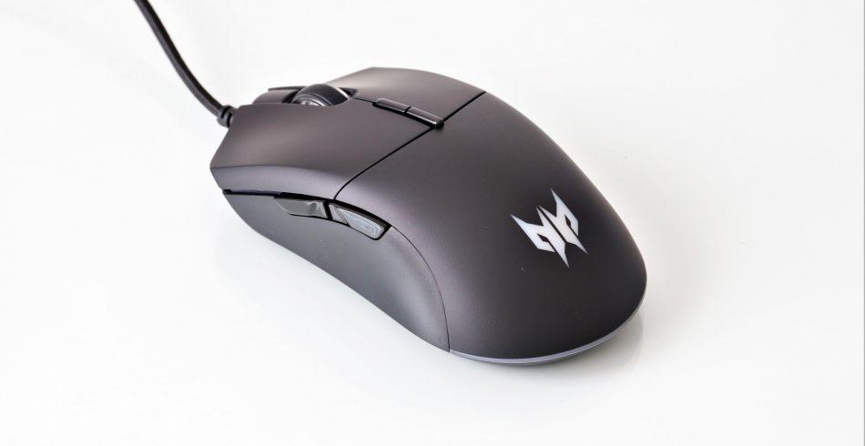 Maus de gaming Acer Predator Cestus 330