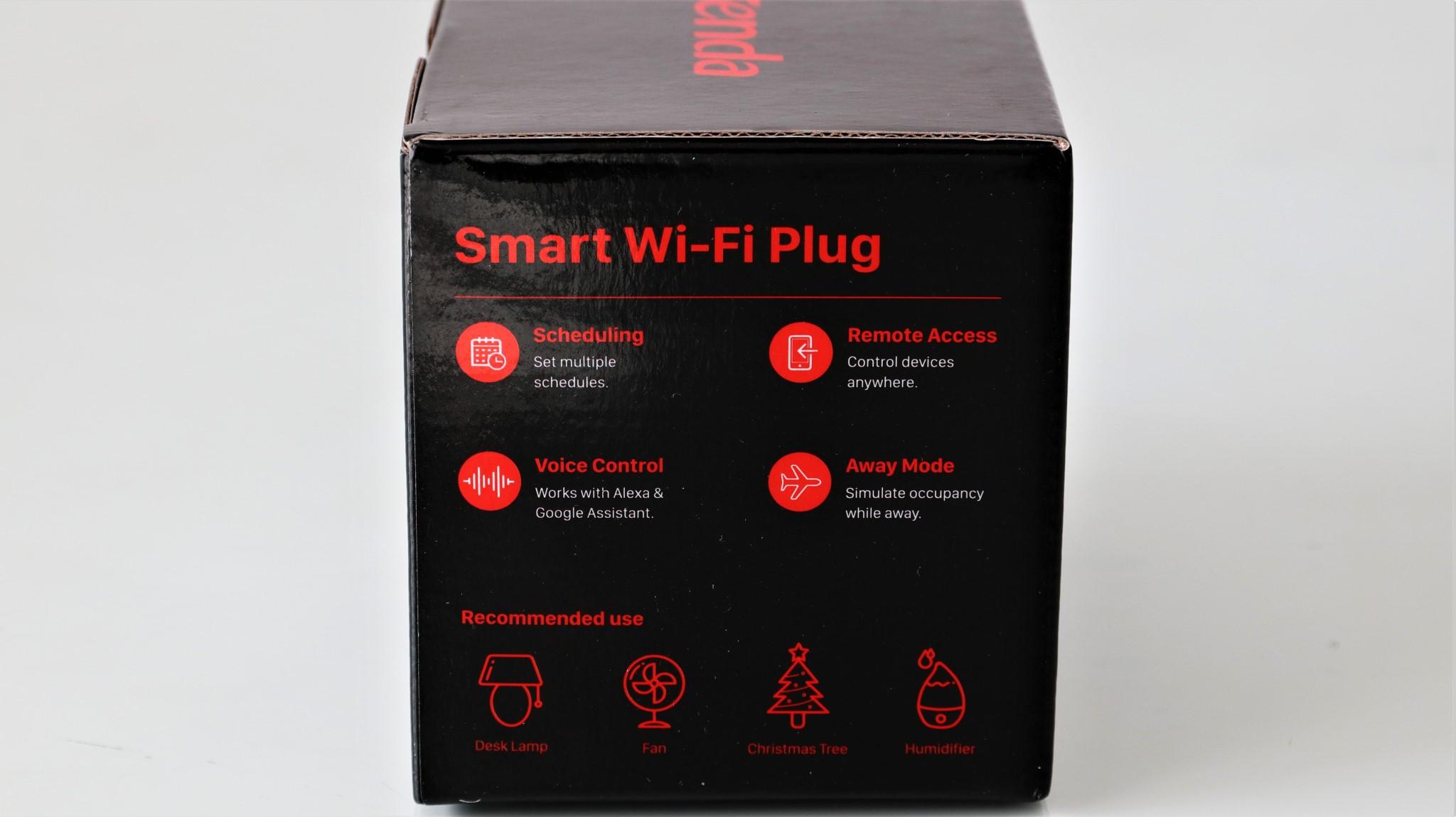 Priza inteligenta Wi-Fi Tenda Beli SP3