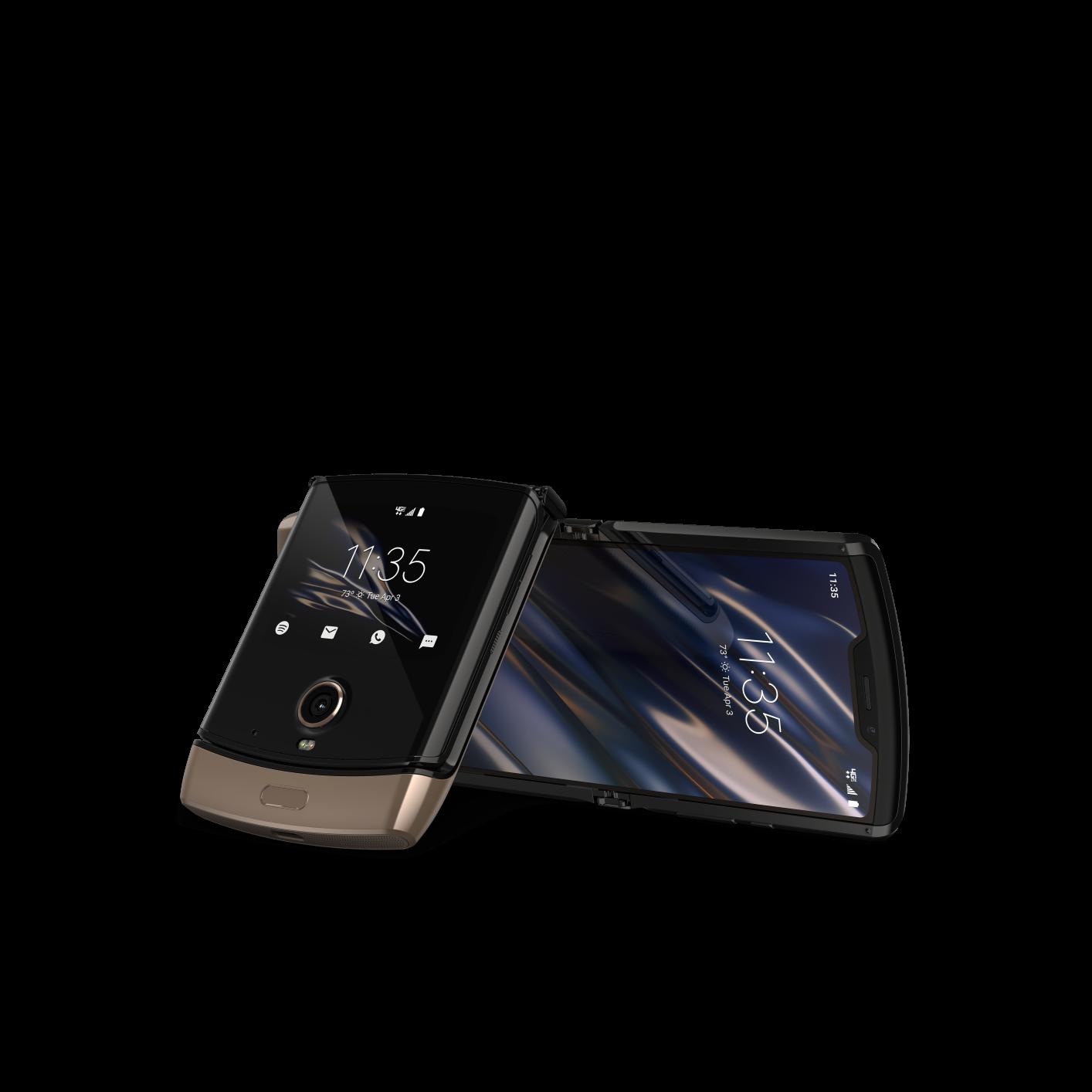 Motorola Razr în versiunea Blush Gold ajunge în România și un preț redus pentru smartphone-ul pliabil