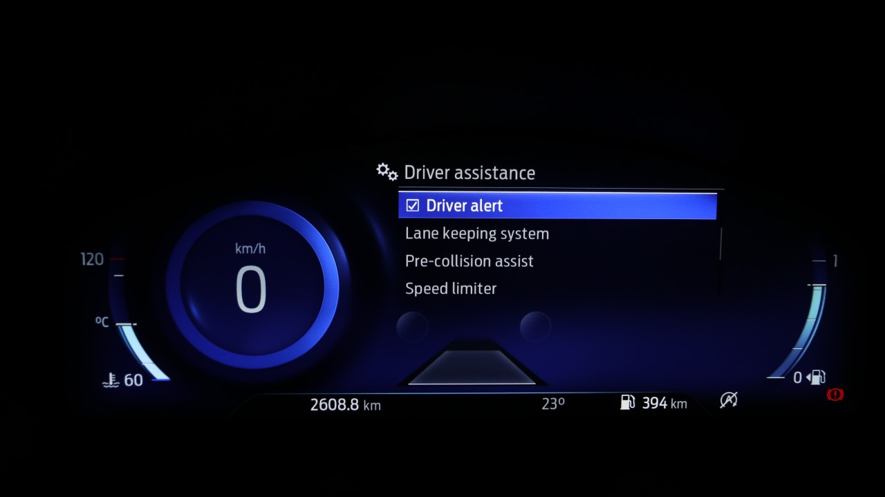 Panou digital de bord ecran 12.3 inch Ford Puma 2020 mHEV ST-Line X