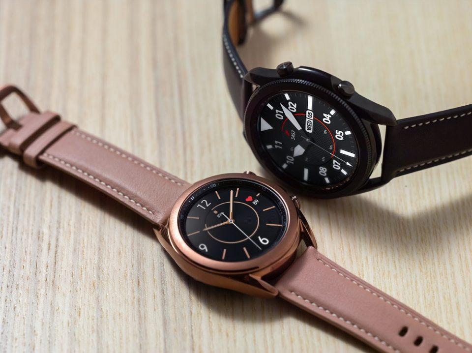 Samsung GALAXY Watch3 – mai subțire, mai ușor și cu mai multe funcții: SpO2, ECG + varianta cu carcasă din titanium