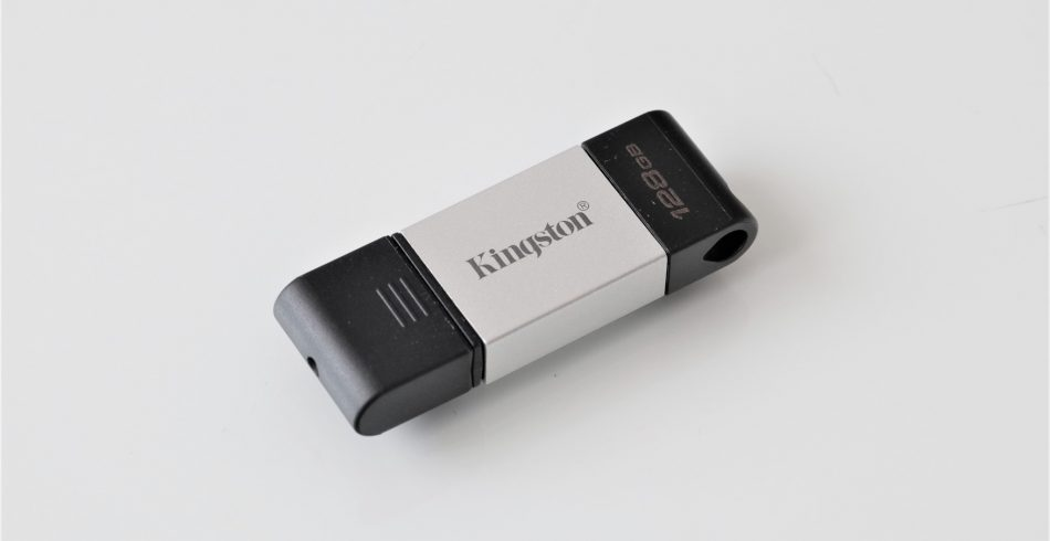 Memorie USB Type-C Kingston DataTraveler 80 128 GB