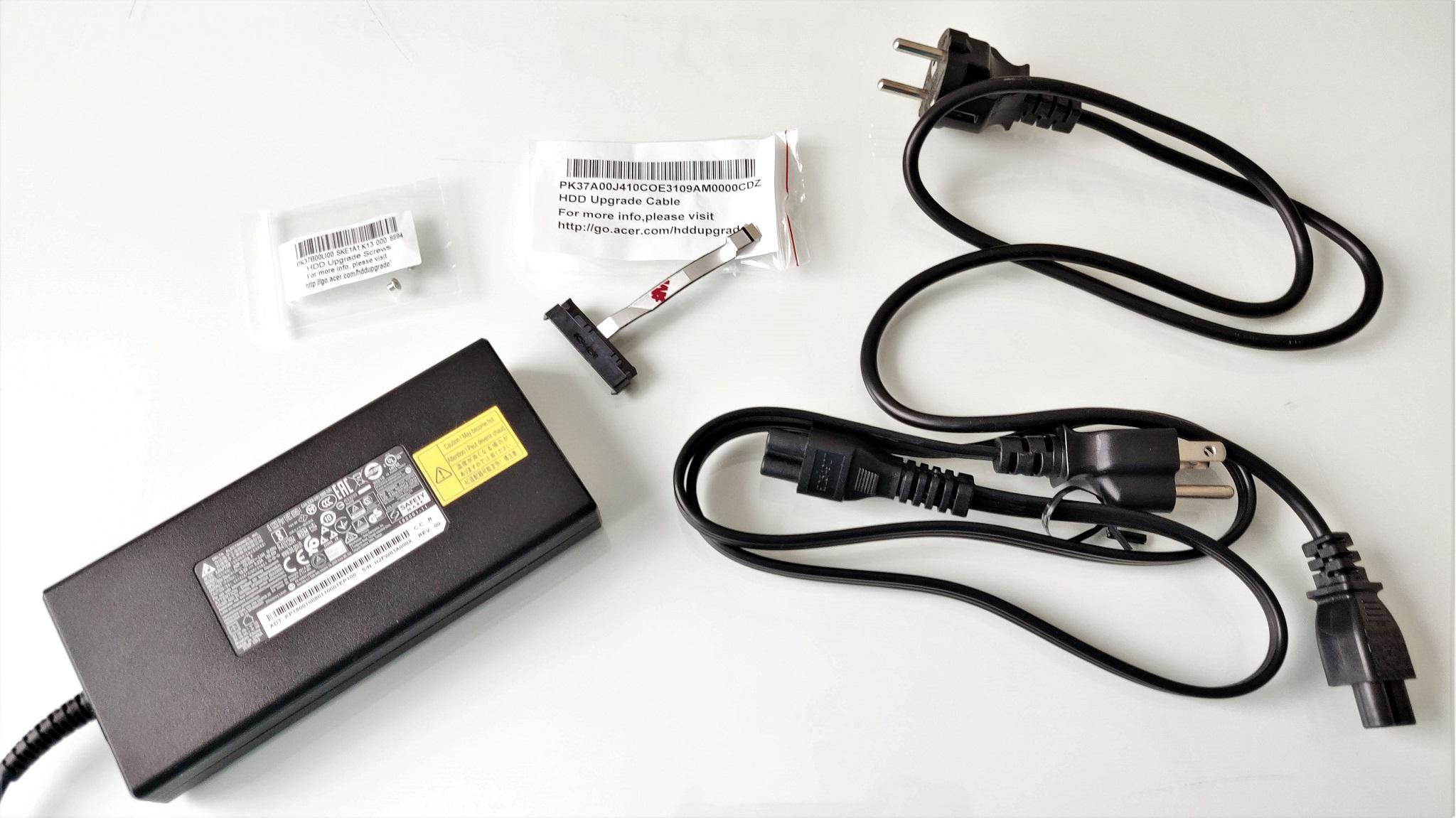 Accesorii Notebook de gaming Acer Nitro 5 AN515-55