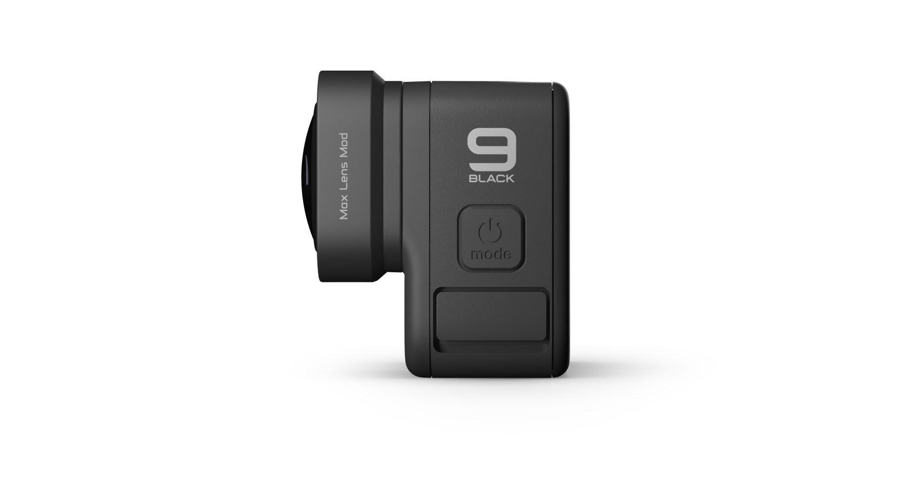 Max Lens Mode pentru GoPro HERO 9 Black