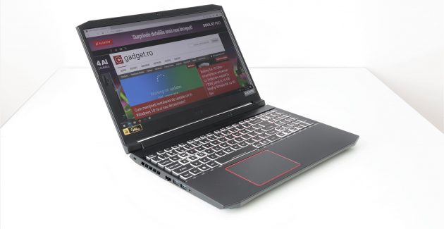 Notebook de gaming Acer Nitro 5 AN515-55