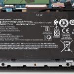 Baterie Notebook de gaming Acer Nitro 5 AN515-55