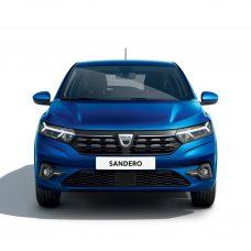 Noua Dacia Sandero 2020