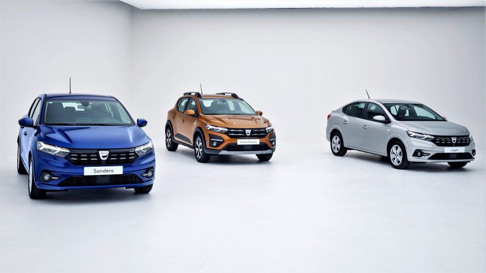 Noua gama Dacia 2020
