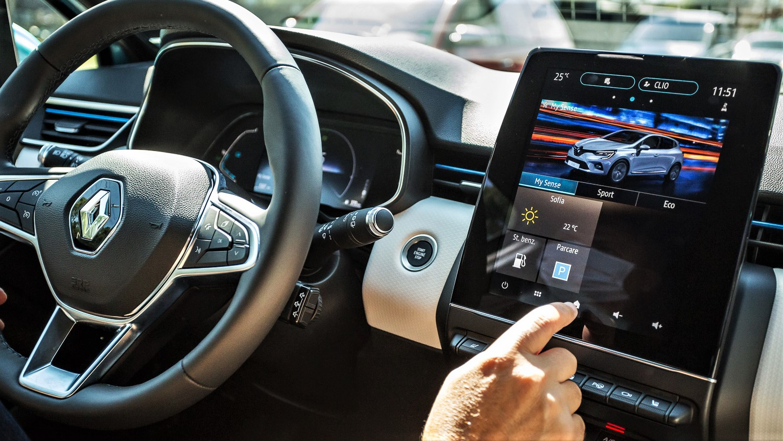 Renault Captur Plug-In Hybrid E-TECH 2020