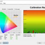 Test dupa calibrare ecran Acer Nitro 5 AN515-55