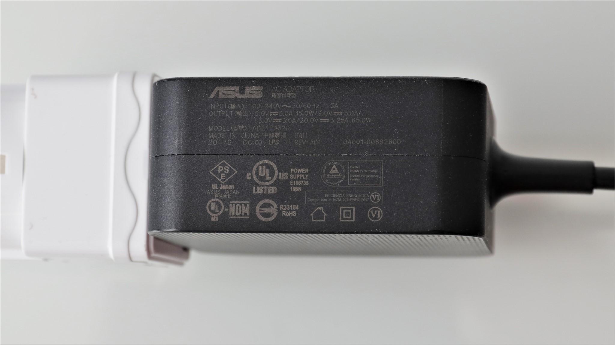 Incacrcator Asus ZenBook 13 UX325JA