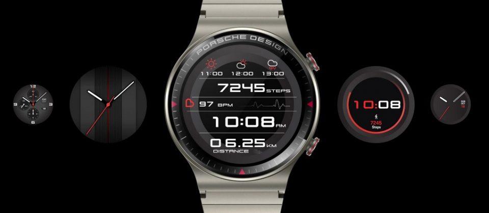 Huawei Watch GT 2 Porsche Design – smartwatch de aproape 700 de euro