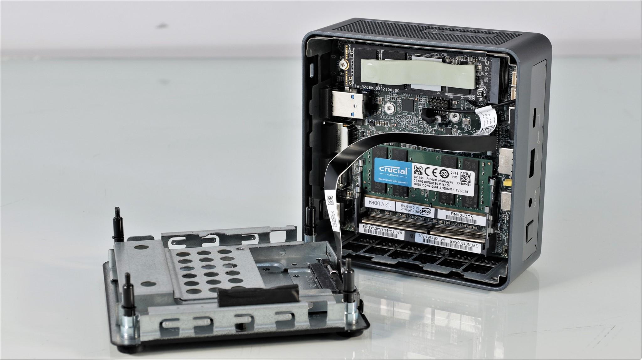 Intel NUC Performance Kit NUC10i5FNH
