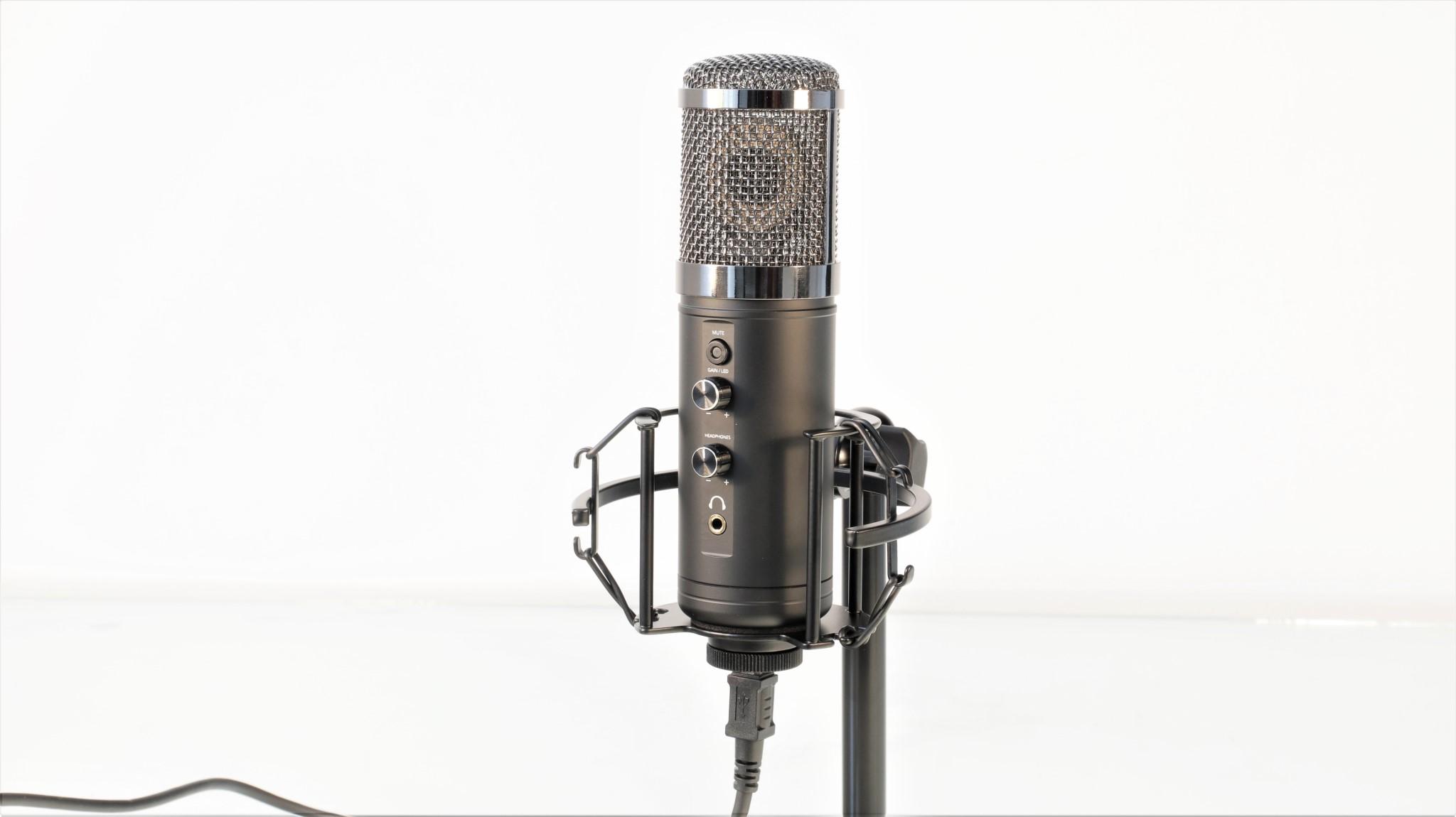 Microfon Trust GXT 256 Exxo