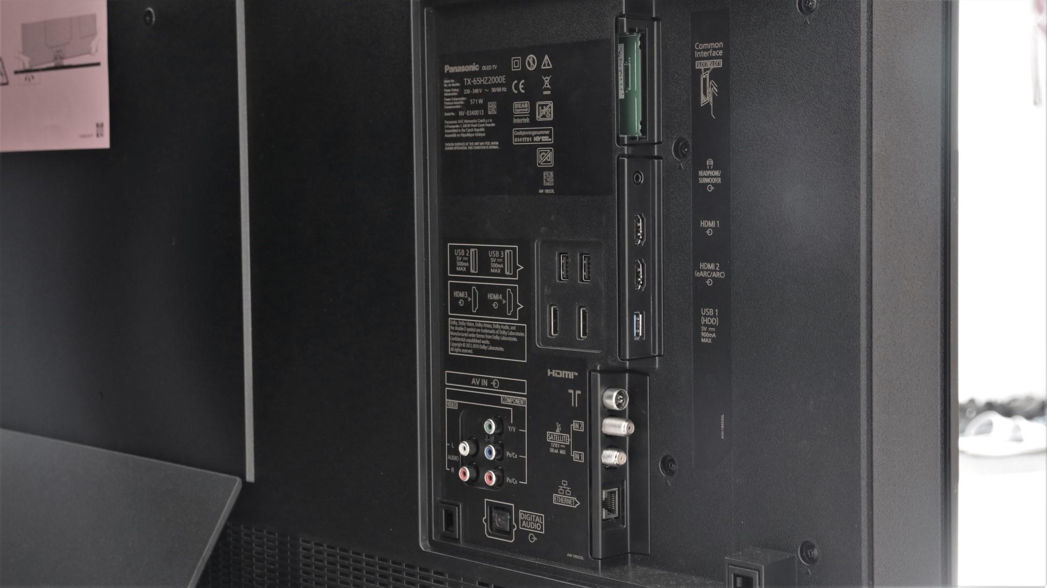 Televizor Panasonic TX-65HZ2000E