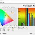 Test culori mod Adobe RGB Acer ConceptD 3 CN315-72G