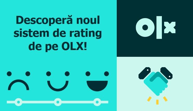 OLX a lansat un sistem de rating pentru categoria Electronice şi Electrocasnice