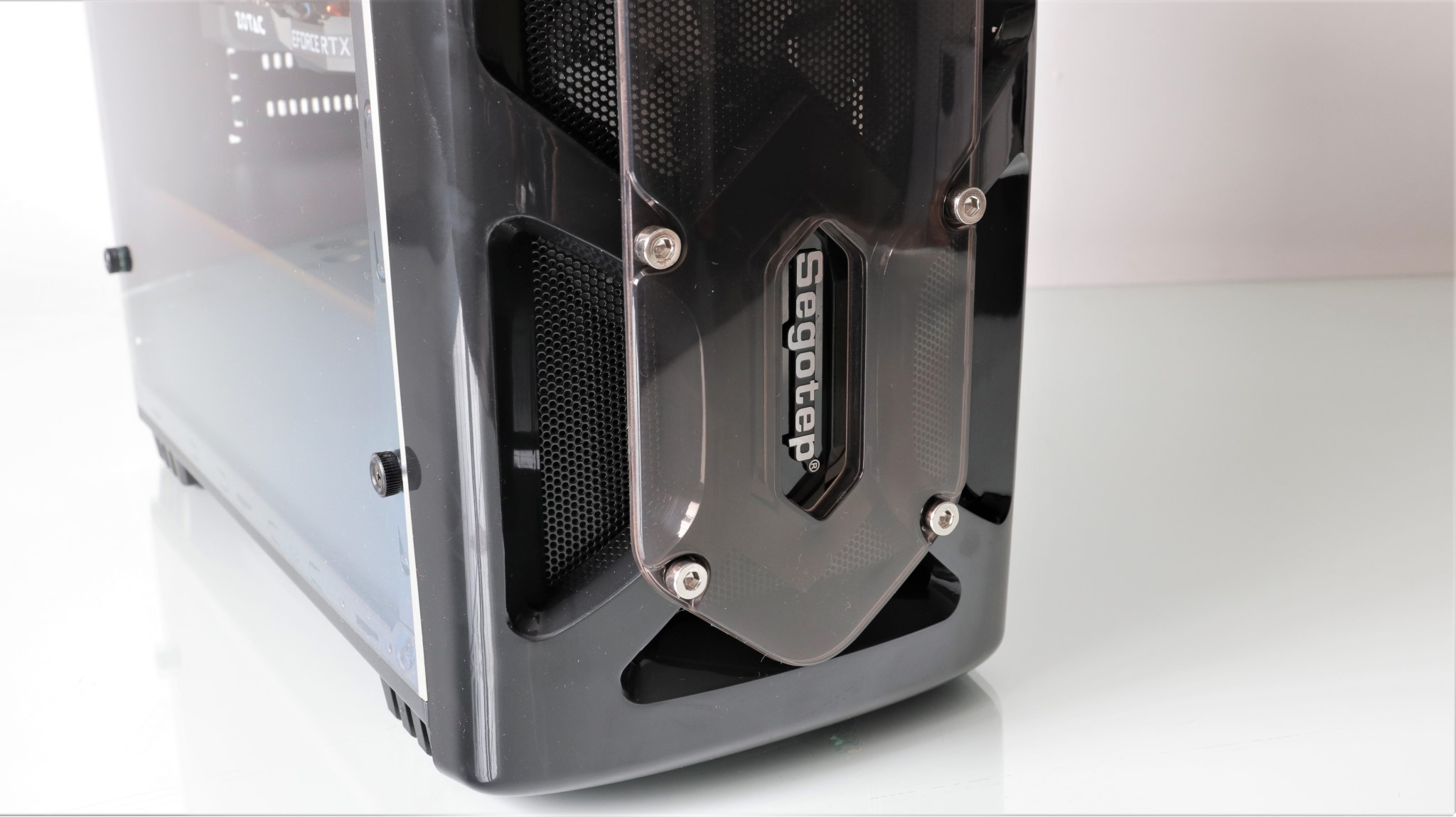 Desktop PC de gaming Viking Black Friday Limited Edition de la PC Garage