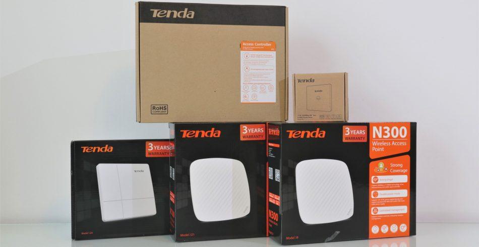 Echipamente Tenda Wi-Fi Access Point