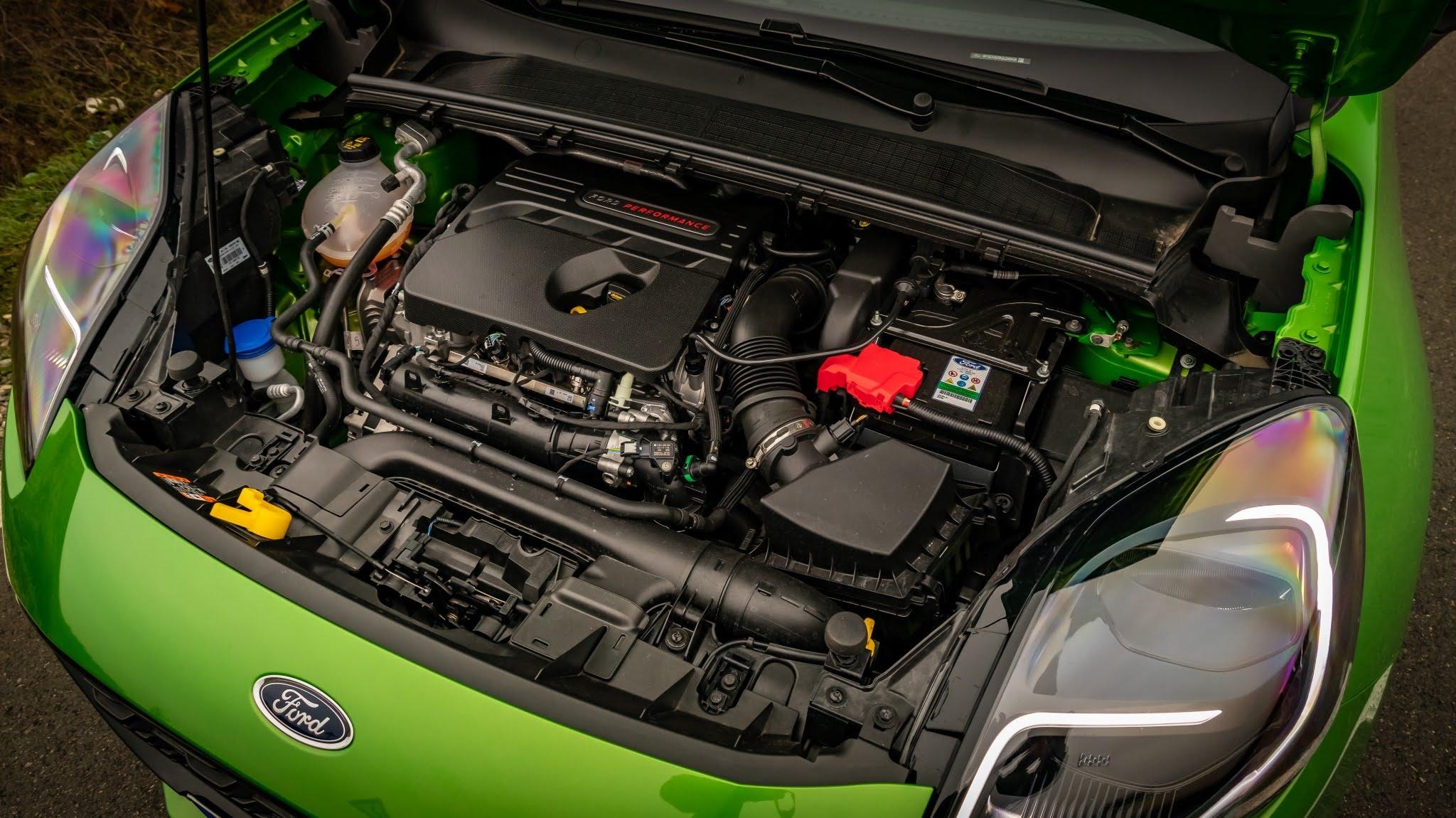 Motor ord Puma ST 2020 1.5 EcoBoost 200 CP M6