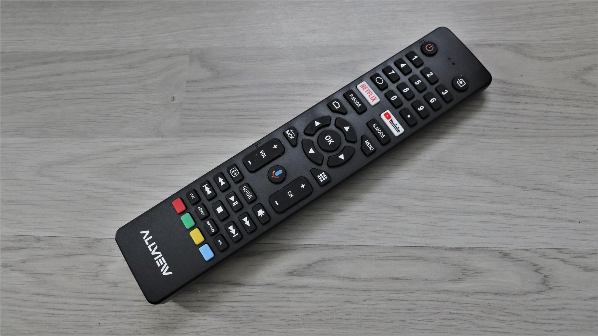 Telecomanda Televizor QLED Allview QL50ePlay6100-U