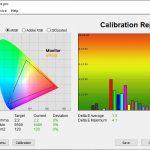 Test culori dupa calibrare monitor ViewSonic Elite XG270