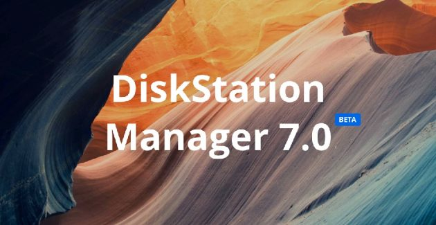 Synology DiskStation Manager 7.0