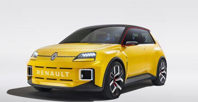 2021 - Renault 5 Prototype