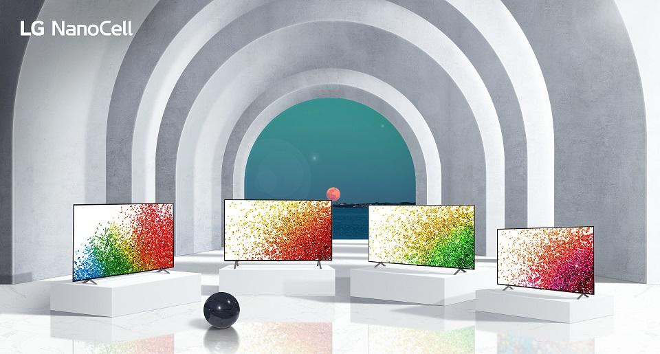 LG Nanocell TV series