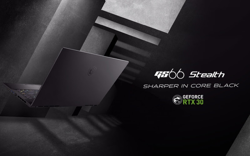 MSI GS66 Stealth 2021