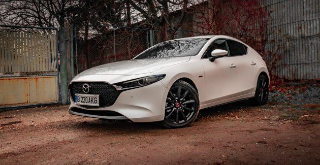 Mazda 3 2020 100th Anniversary Skyactiv-X