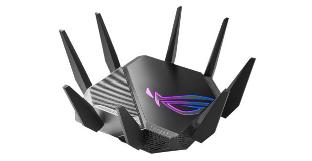 Router Wi-Fi 6E ASUS ROG Rapture GT-AXE11000