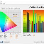 Test culori mod Joc TV LG OLED48CX6LB