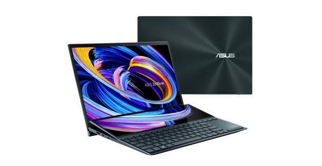 ASUS ZenBook Duo 14 2021