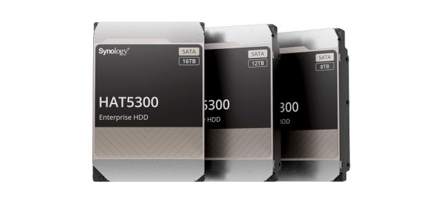 HDD-uri Synology HAT5300