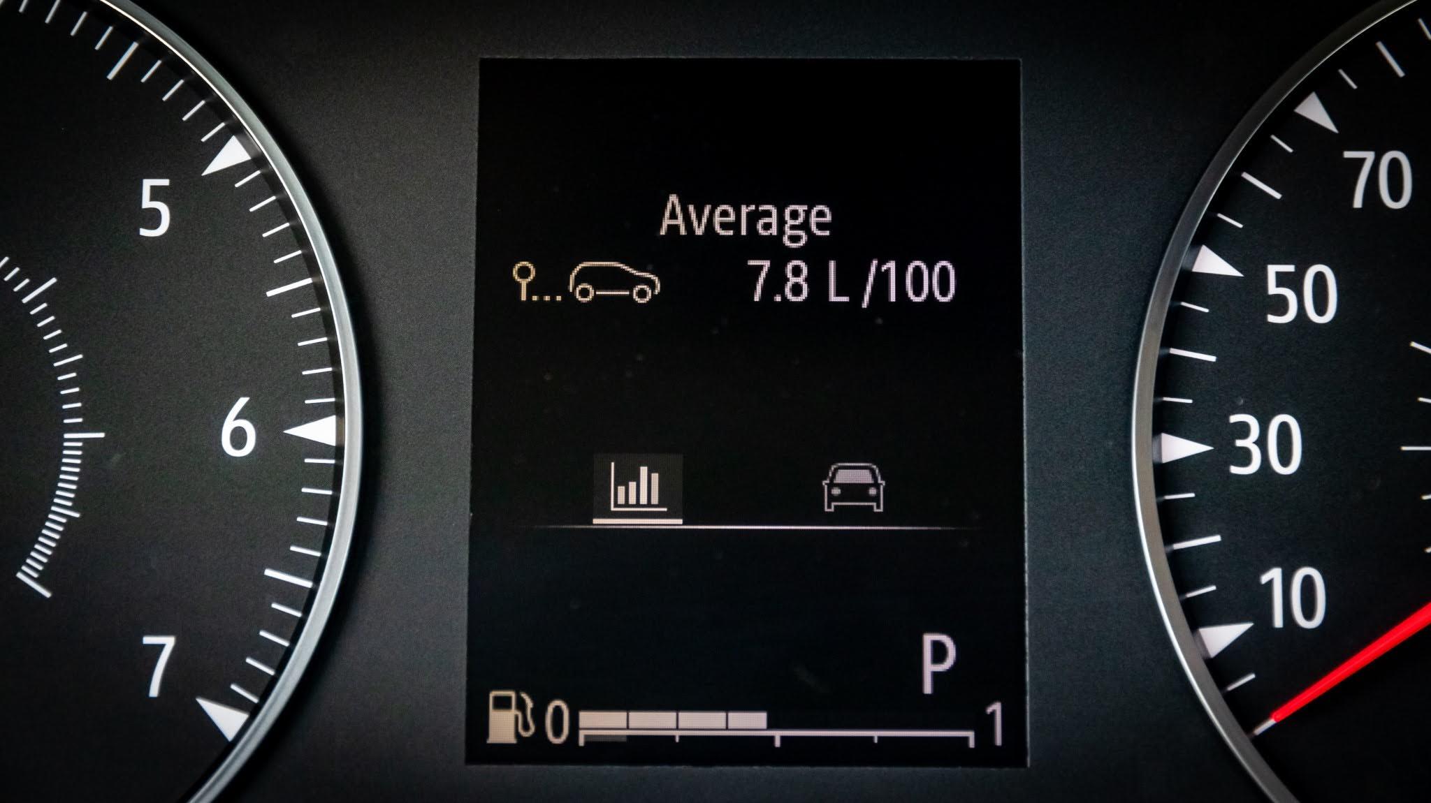 Consum mediu Dacia Logan 2021 TCe 90 CVT