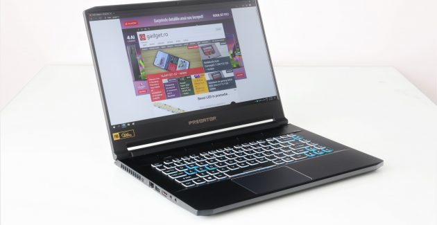 Notebook gaming Acer Predator Triton 500 PT515-52