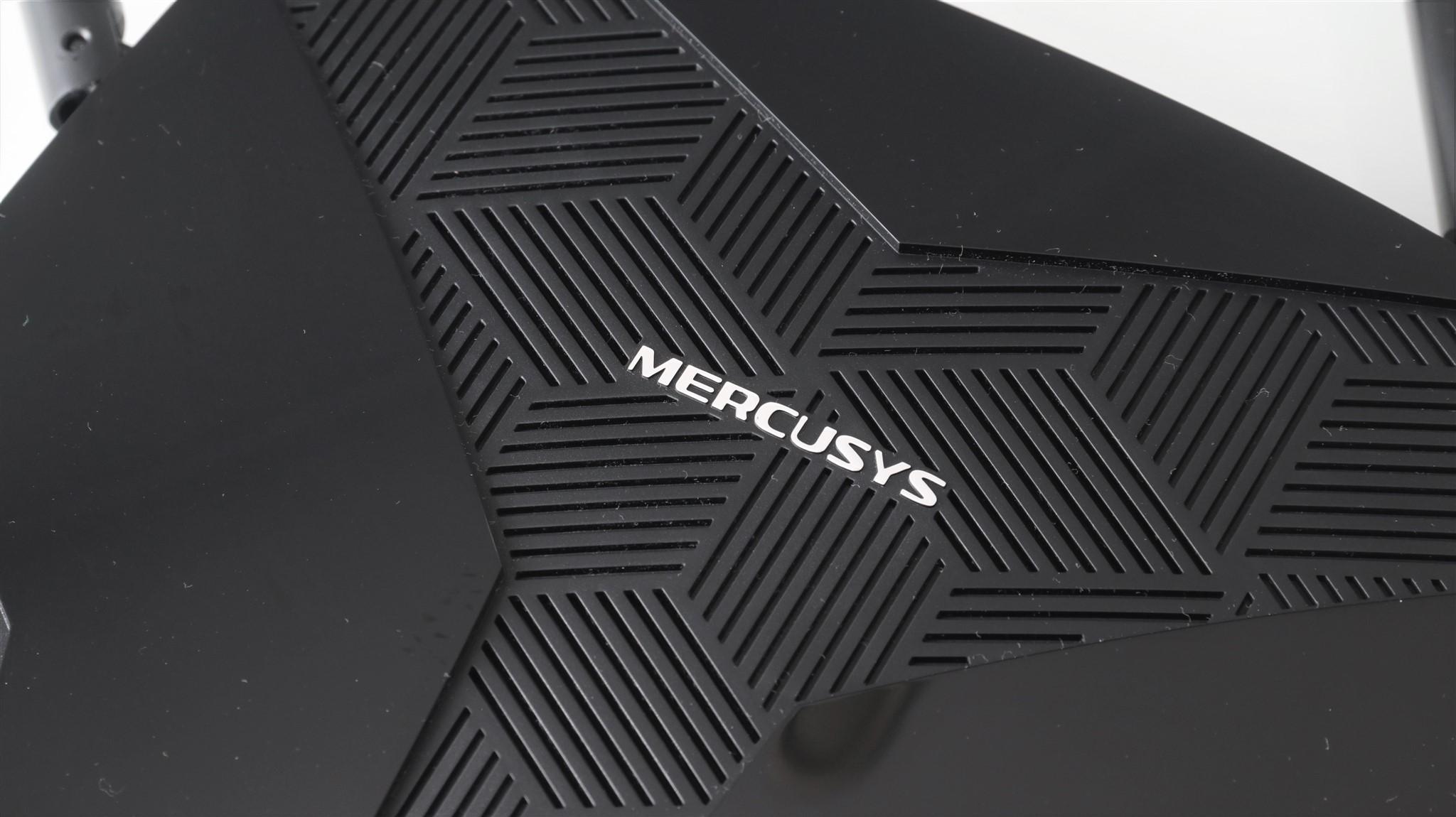 Router Wi-Fi 6 AX1800 Mercusys MR70X
