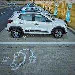 Dacia Spring incarcare
