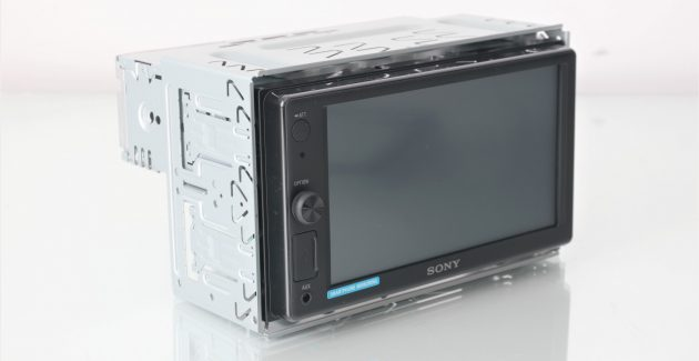 Receptor media auto Sony XAV-1500