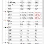 Temperaturi CPU MSI Stealth 15M A11SDK