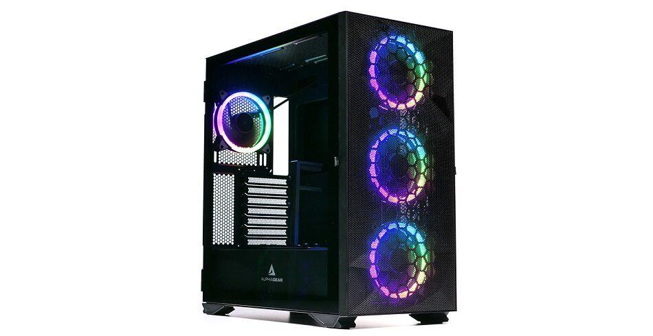 Carcasa PC Garage Alphagear Oathkeeper