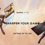 MSI Katana Sword