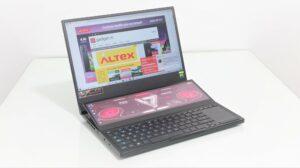 Notebook ASUS ROG Zephyrus Duo 15 SE GX551Q