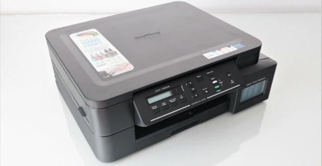 Imprimanta multifunctionala inkjet color Brother DCP-T520W