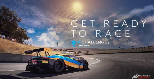 Get ready to race Challenge 21