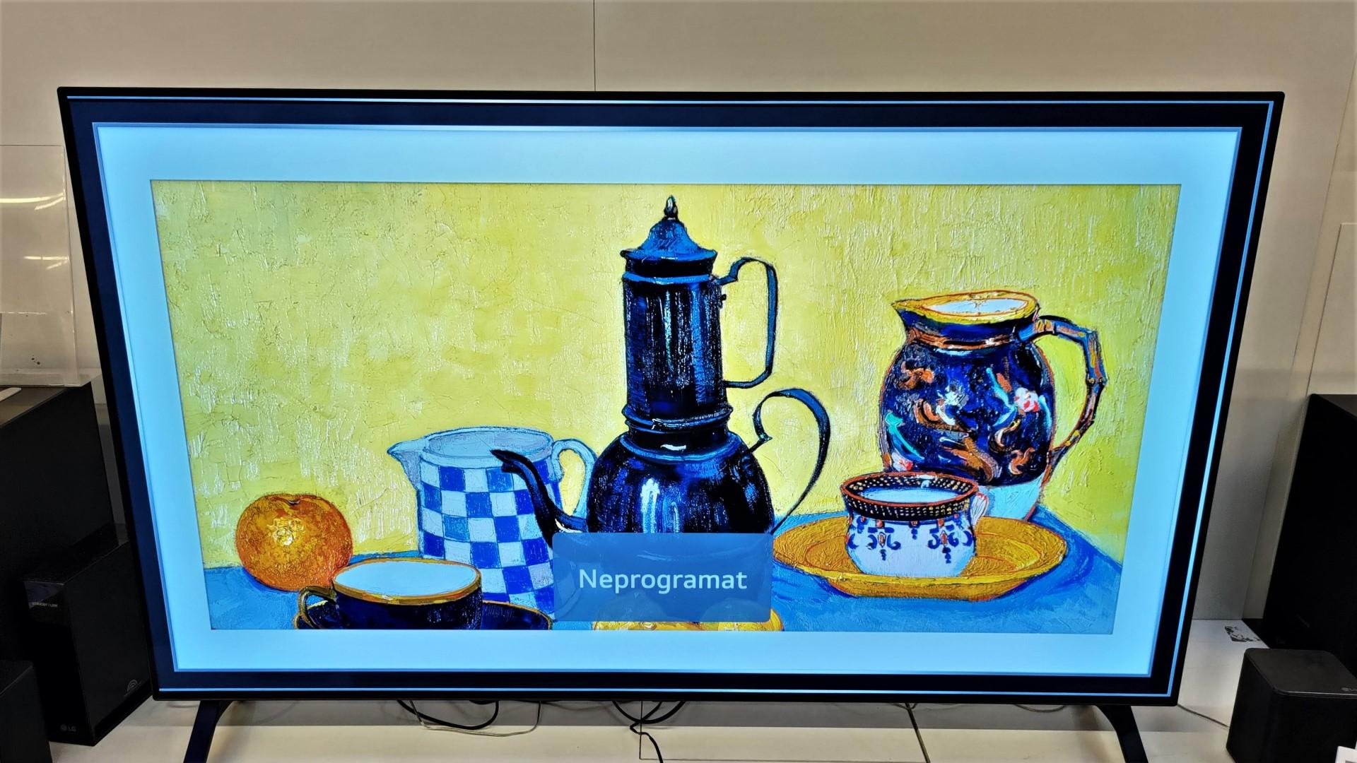 Televizor OLED Smart LG 55A13LA