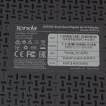 Router Wi-Fi 6 AX3000 Tenda RX9 Pro
